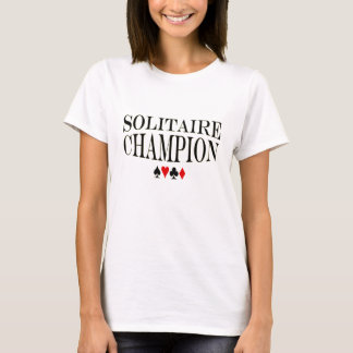 Solitaire-Meister T-Shirt
