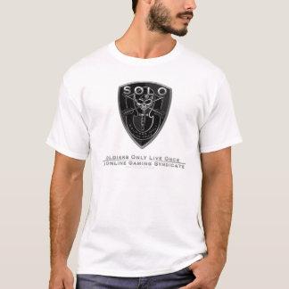 SOLO- Armpatch T-Shirt
