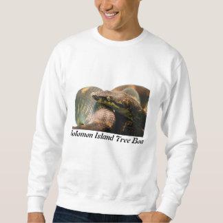 Solomon- Islandbaum-Boa-grundlegendes Sweatshirt