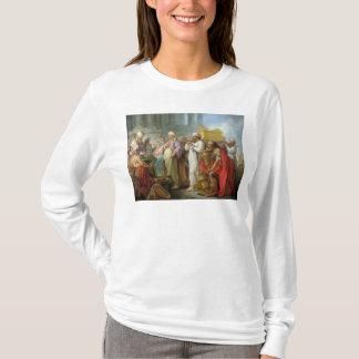 Solomon vor der Arche des Vertrages, 1747 T-Shirt