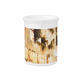 Solomons Wand, Jerusalem durch Jean-Leon Gerome Getränke Pitcher