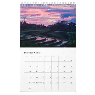 Solonomade Kalender 2018