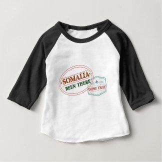 Somalia dort getan dem baby t-shirt