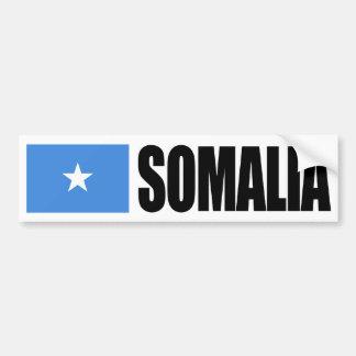 Somalia-Flagge Autoaufkleber