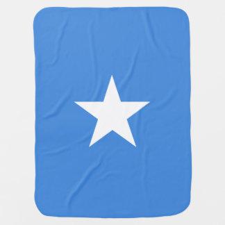 Somalia-Flagge Kinderwagendecke