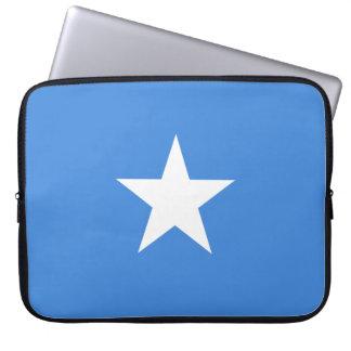 Somalia-Flagge Laptopschutzhülle