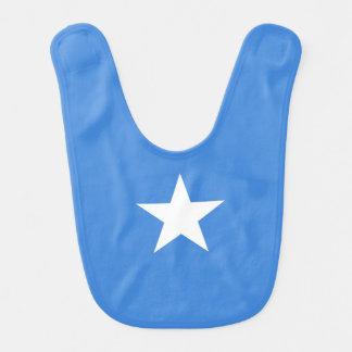 Somalia-Flagge Lätzchen