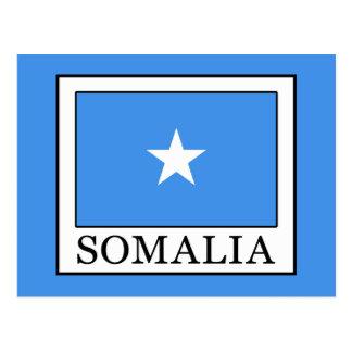 Somalia Postkarte