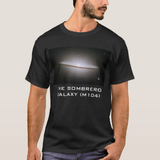 Sombrero-Galaxie T-Shirt