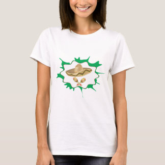 Sombrero und Maracas 2 T-Shirt