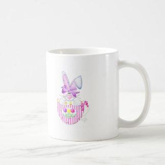 Somebunnie benötigt eine kaffeetasse
