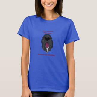 Someone who love Bouvier des Flandres T-Shirt