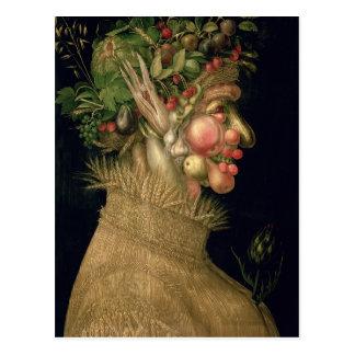 Sommer, 1563, postkarte