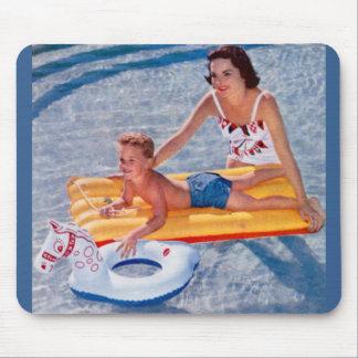 Sommer 1950 im Pool Mauspads