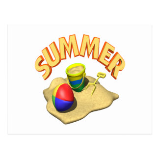 Sommer 3 postkarten