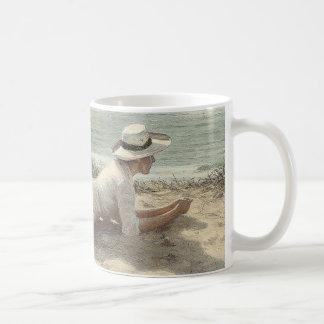 Sommer auf den Dünen - Niels Frederik Jensen Kaffeetasse