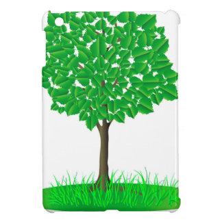 Sommer-Baum iPad Mini Hülle