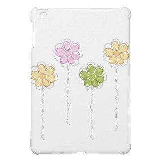 Sommer-Blumen iPad Mini Cover