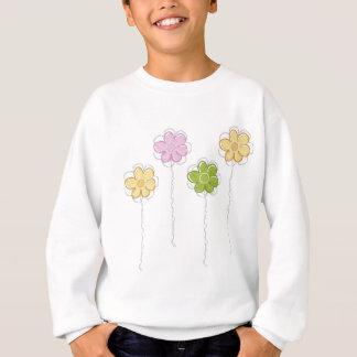 Sommer-Blumen Sweatshirt