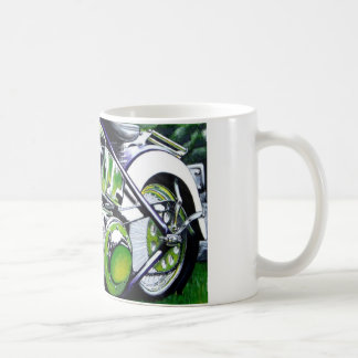 Sommer-Chrom Kaffeetasse