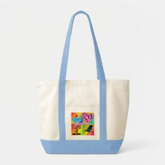 Sommer-Collagen-Tasche