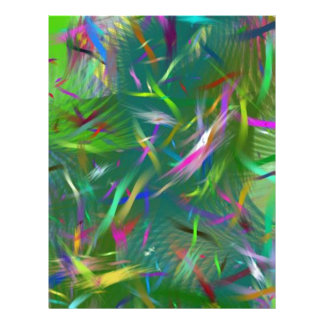 Sommer-Feier-abstrakter Flyer
