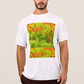 Sommer-Gefühle - wunderbare Mohnblumen-Blumen I T-Shirt