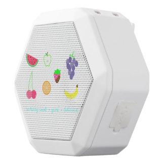 Sommer-Gerüche Weiße Bluetooth Lautsprecher