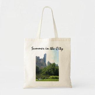 Sommer in der Stadt - New- YorkTaschen-Tasche