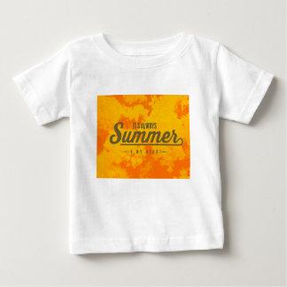 Sommer in meinem Herzen Baby T-shirt