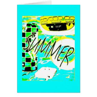 Sommer! Karte