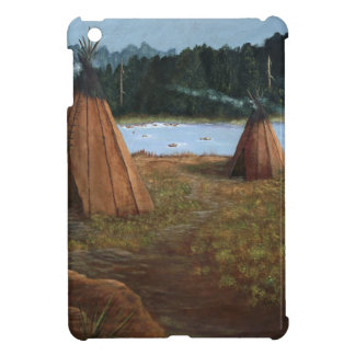Sommer-Lager iPad Mini Hülle