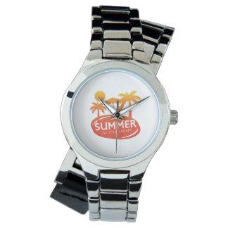 Sommer - leben Ihr Traum Armbanduhr