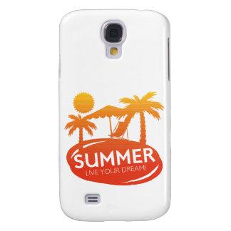 Sommer - leben Ihr Traum Galaxy S4 Hülle