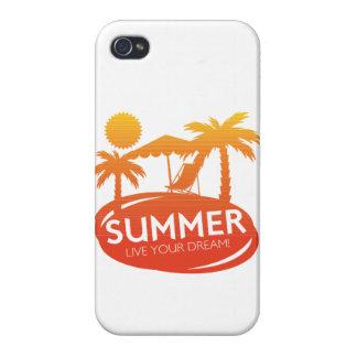 Sommer - leben Ihr Traum iPhone 4 Case