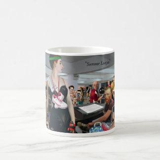 Sommer-Liga Kaffeetasse