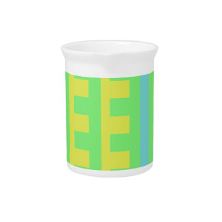 Sommer-Limoner Kamm-Zahn Getränke Pitcher