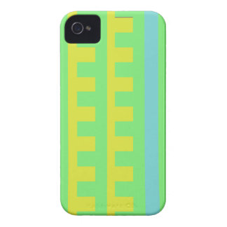 Sommer-Limoner Kamm-Zahn iPhone 4 Cover