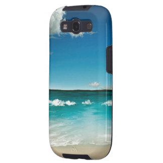Sommer-Meer - androides schützender Kasten der Gal Galaxy S3 Schutzhüllen
