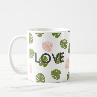 Sommer-Palme Kaffeetasse