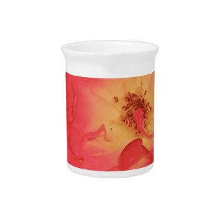 Sommer-Rote Rosen Krug