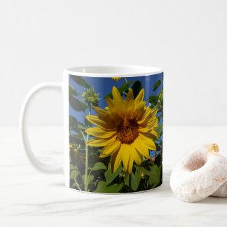 Sommer-Sonnenblume-Tasse Tasse