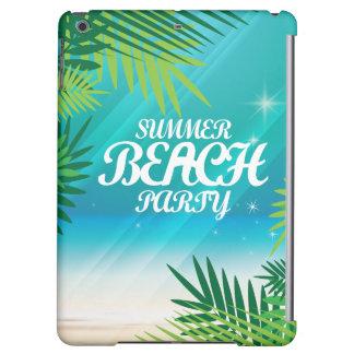 Sommer-Strand-Party