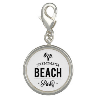Sommer-Strand-Party Charm