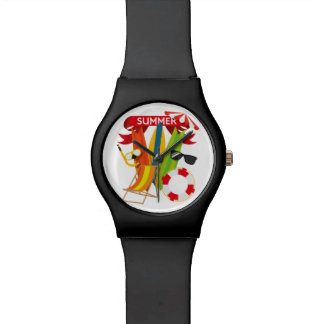 Sommer-Strand Watersports Armbanduhr
