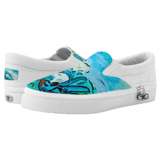 Sommer-Surfer Slip-On Sneaker