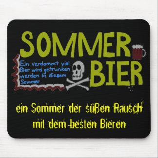 Sommer Totenbahre Mousepad