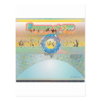 Sommer von 1999 postkarte