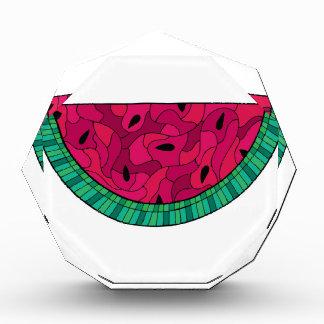 Sommer-Wassermelone-Mosaik Auszeichnung