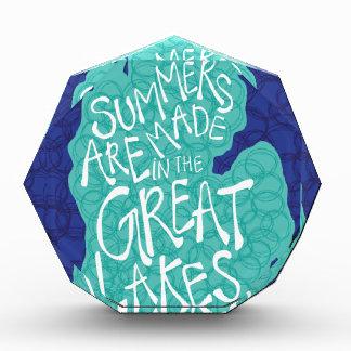 Sommer werden in den Great Lakes - Schürze gemacht Auszeichnung